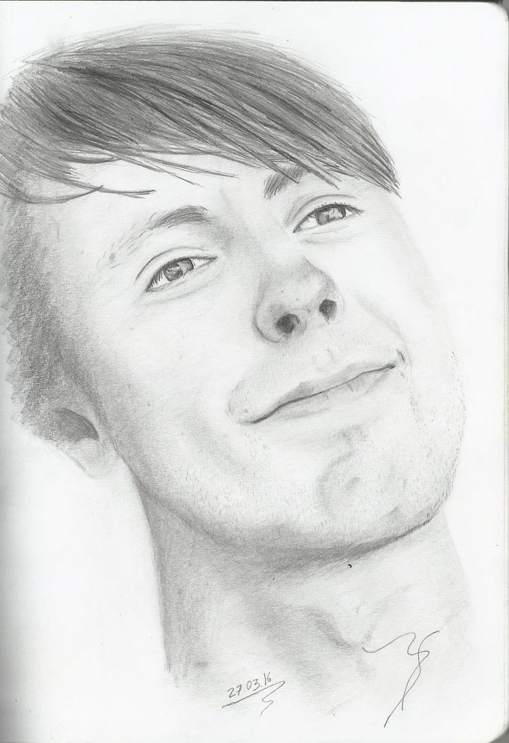 Portrait by Nyroxs