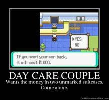 Pokemon Daycare by daveshan