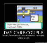Pokemon Daycare