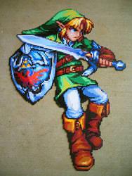Link the Brave Bead Sprite