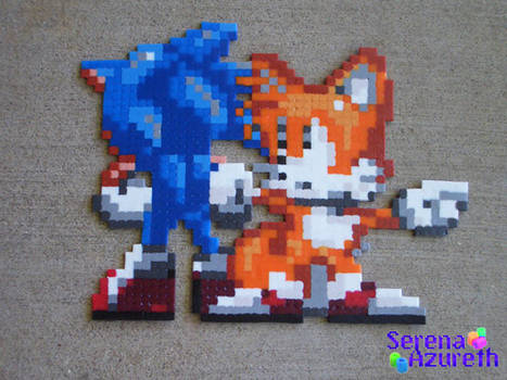Sonic and Tails: Continue?