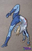 Flexible Sheik Bead Sprite by SerenaAzureth