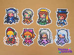 Rozen Maiden Group Bead Sprite