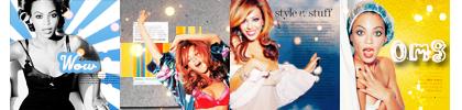 Icons Beyonce by BLAxBLA