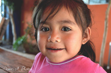 Day 74. Precious Face by smilejustbcuz