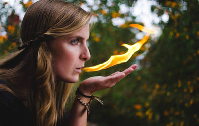 Elements #1: Set Fire by smilejustbcuz