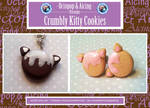 Crumbly Kitty Cookies