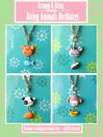 Aicing Animals Necklaces