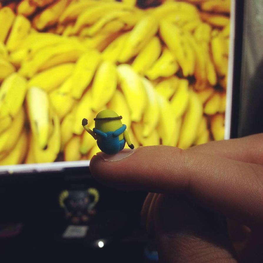 La-Bananaaa~~ by litusempai