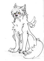 Wolfy by moise55