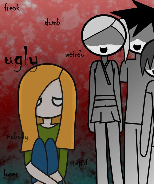 Bullying, by 6ninjafox9