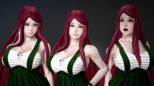 HONEY SELECT - KUSHINA MODEL/CHARA FIRST VERSION!