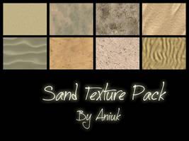 Sand Texture Pack - FeralHeart Textures by giddyfox