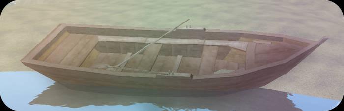 Rowboat - Feral Heart Mesh by giddyfox
