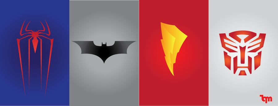 Heroes Symbols By Spiketom94 On Deviantart