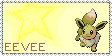 Eevee Stamp by TheWereCat