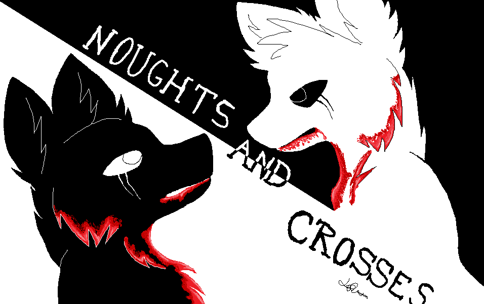 noughts and crosses Noughts & crosses by malorie blackman, adapted for graphic novel by ian  edginton, illustrated by john aggs doubleday.
