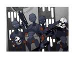 Commando Droid Attack