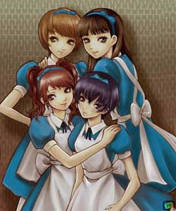 Persona 4 by 5akura28