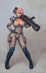 Raider girl