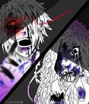 Kaminari VS Ibara (Villain AU)
