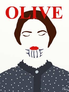 Olive Oatman by Anna Maria G