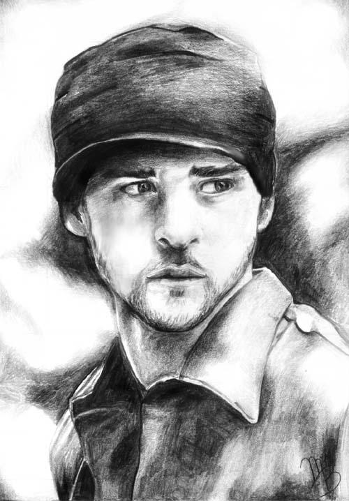 Justin Timberlake by ShellBen