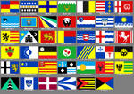 Compilation of flag concepts