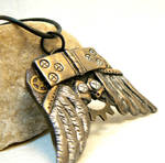 Seriously Steampunk Wings
