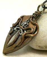 One More Medieval Amulet by DesertRubble
