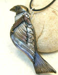 Steampunk Crow 3, other view