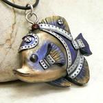 Steampunk Angelfish