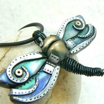 Steampunk Dragonfly 12