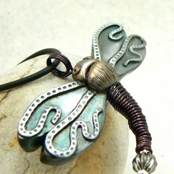 Steampunk Dragonfly 13