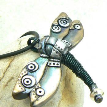 Steampunk Dragonfly 14
