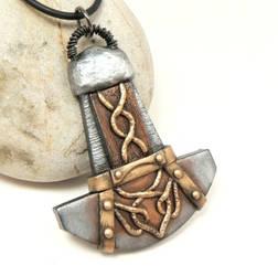 Celtic Thor's Hammer by DesertRubble