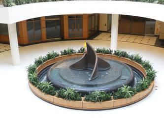 Water Arch Spiral by Gephoria