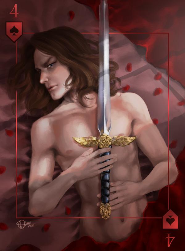 Loras Tyrell by Danii-D