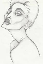 Madonna by peenwen