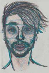 Multiple Self Portraits by peenwen