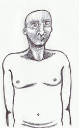 Face and Torso by peenwen