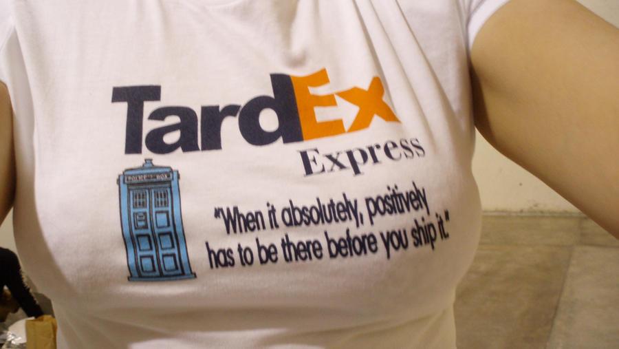 TARDIS Expresso by mooncakeflower