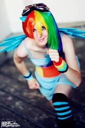 I'll win ! by Ellyana-cosplay