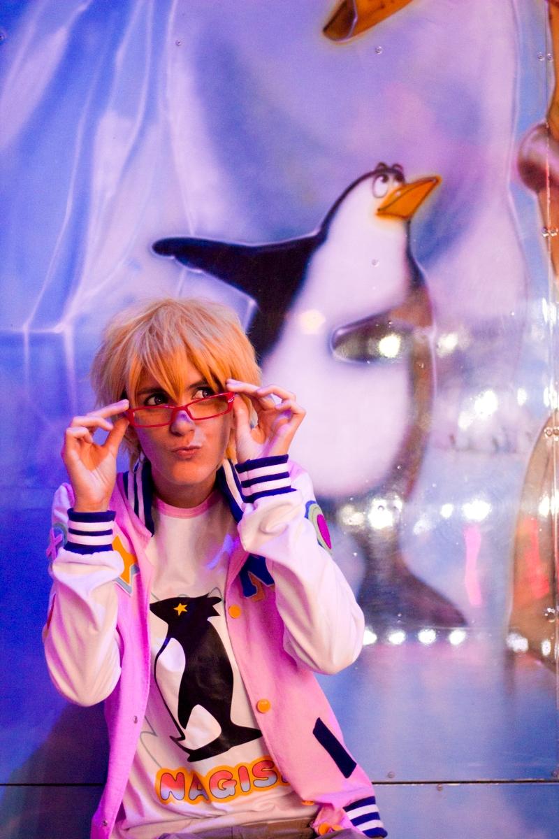 Glasses ? by Ellyana-cosplay