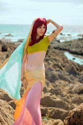 Morgiana by Ellyana-cosplay