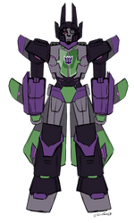 TFSONA GLARE - REF by d00mface