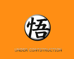 Goku symbol wallpaper by SolidMetal