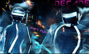 Daft Punk Tron signature by SolidMetal