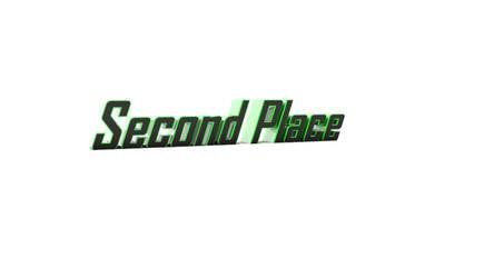 Second Place 3D art
