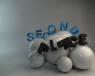 Second Place 3D wallpaper 2 by SolidMetal